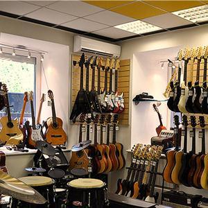 Музыкальные магазины Рассказово