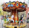 Парки культуры и отдыха в Рассказово