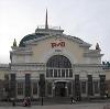 Железнодорожные вокзалы в Рассказово