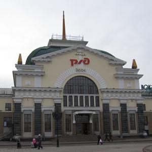 Железнодорожные вокзалы Рассказово